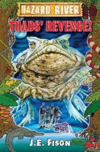 Toads' Revenge cover