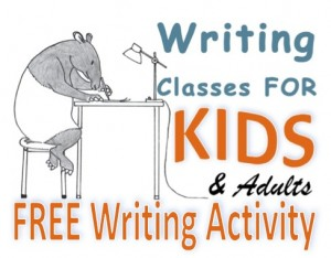 FREE WRITING ACTIVITY tuti LOGO