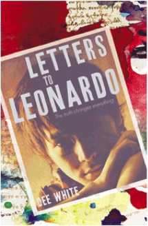 Letters to Leonardo Book Cover