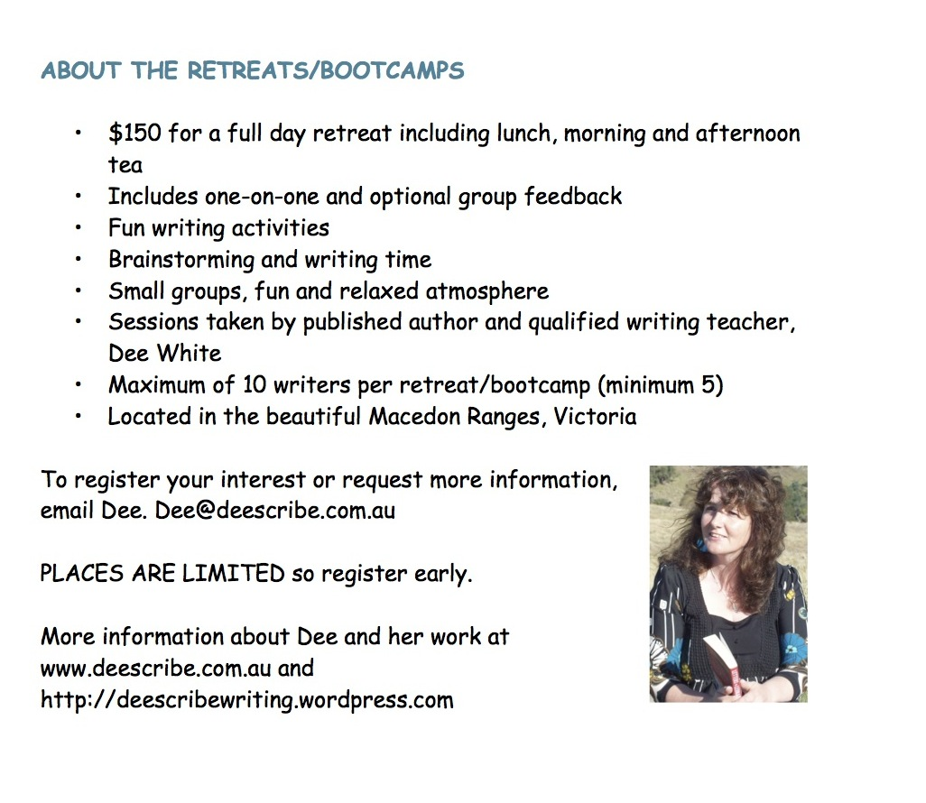 writing retreats Apokedak writing retreats offers affordable writing workshops and retreats just north of atlanta in beautiful waleska easy access from the airport, intimate access.