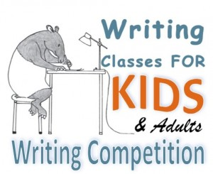 WRITING COMPETITION tuti LOGO