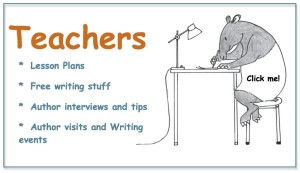 Writing classes for Kids teachers logo
