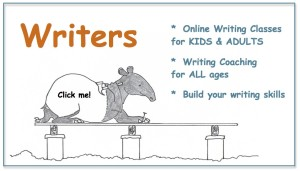 Writing classes for Kids writers logo