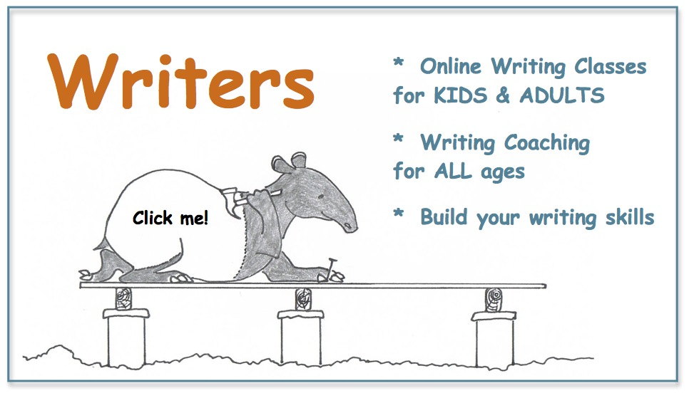 Writing classes for kids