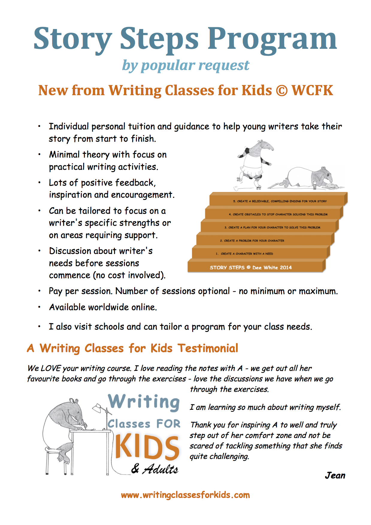 writing workshops for kids For those considering a creative-writing workshop or poetry reading event in chicago, the following venues are great resources to begin your quest for personal enrichment and artistic expression.