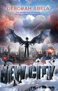 New City cover smaller